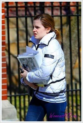 Эмма Уотсон будет учиться в Оксфорде