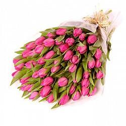 Подарить улыбку любимой – цветочный букет