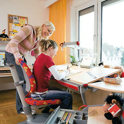 Как организовать рабочее место дома?