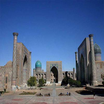 Узбекистан, Самарканд