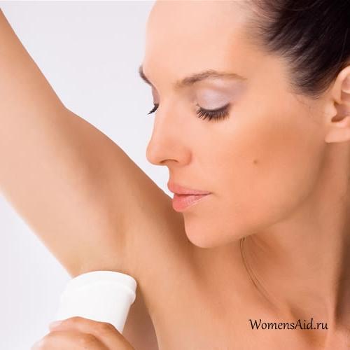 Виды дезодорантов и особенности выбора