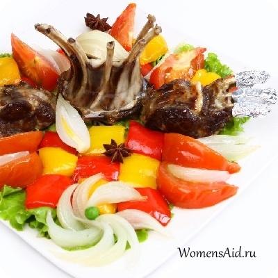 Очень вкусные тушеные овощи!