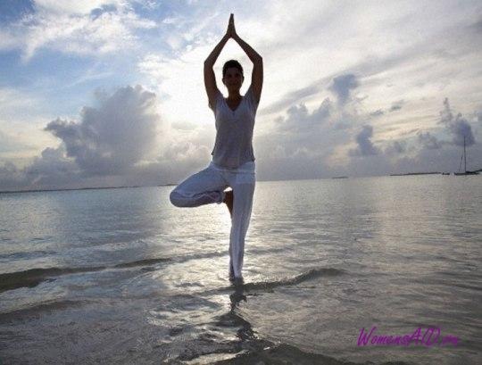 Йога спасет мир!